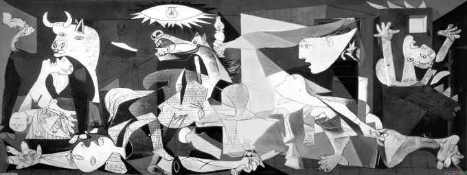 Guernica by Picasso, Cargo Collective