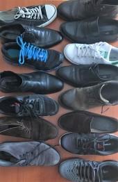 Bütün ayakkabılar